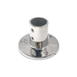 Art. 8201 A4 Inox nosači cijevi okrugli 90°