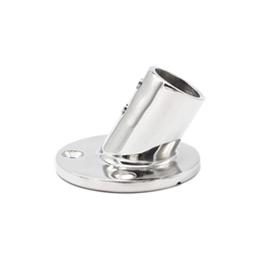 Art. 8202 A4 Inox nosači cijevi okrugli 60°