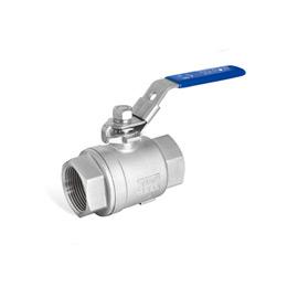 Inox kuglasti 2-dijelni ventili sa unutarnjim navojem DIN 2999 PN 63