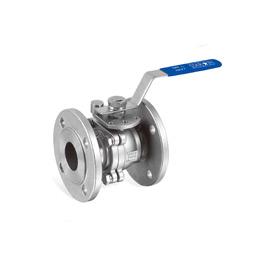 Inox kuglasti prirubnički 2-dijelni ventili
