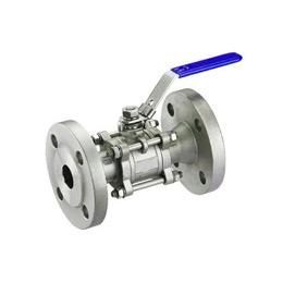 Inox kuglasti prirubnički 3-dijelni ventili