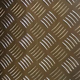 Aluminijski rebrasti limovi (gusjeničasti) AlMg3