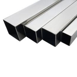 Inox kvadratne cijevi AISI 316 L polirane