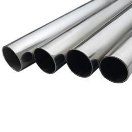 Inox okrugle cijevi AISI 304 (TIG/Laser) polirane