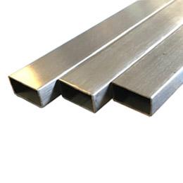 Inox pravokutne cijevi AISI 304 brušene