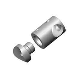 Inox držači ispuna za okrugle cijevi