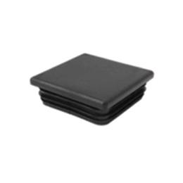 PVC čepovi (crni) za kvadratne cijevi
