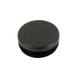 PVC čepovi (crni) za okrugle cijevi