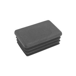 PVC čepovi (crni) za pravokutne cijevi